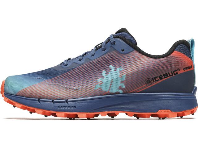 Icebug Oribi5 BUGrip Schuhe Damen thunder sky/mango